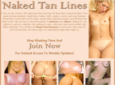 Naked Tan Lines Free Tour