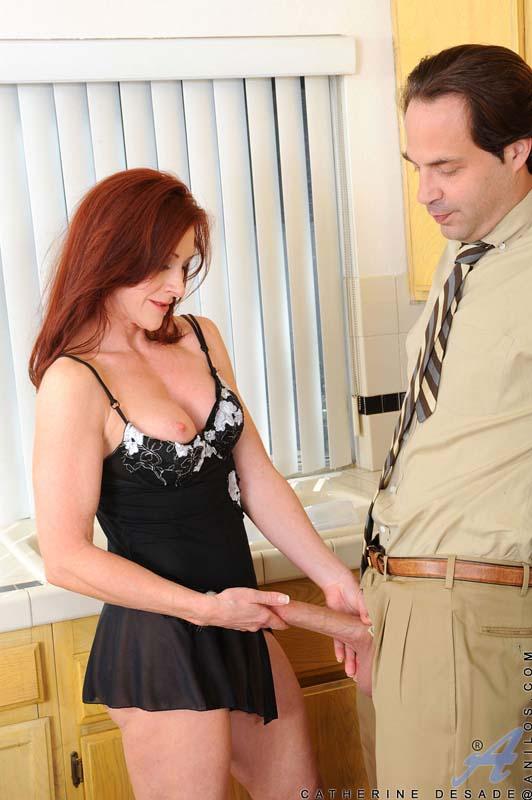 Naughty Head Nurse Mature