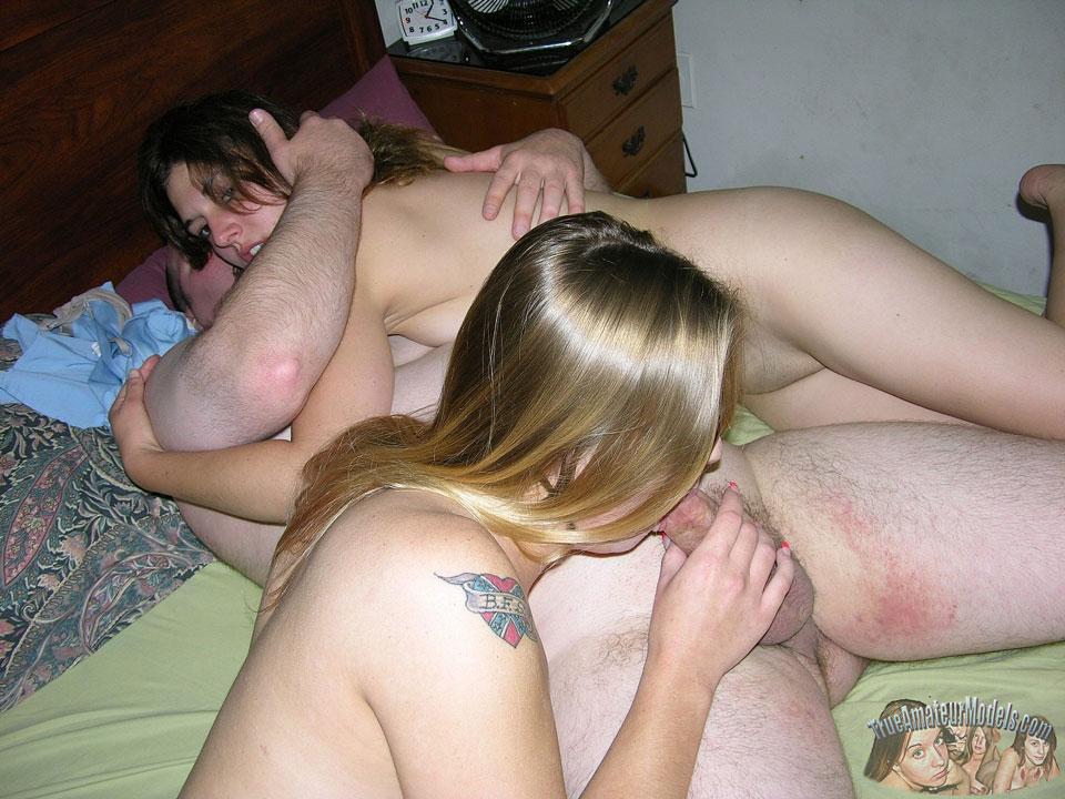 Bbw Teen Amateur Threesome